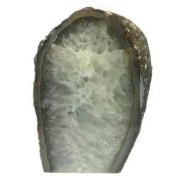 Agate Crystal Lamp S30 | Himalayan Salt Factory