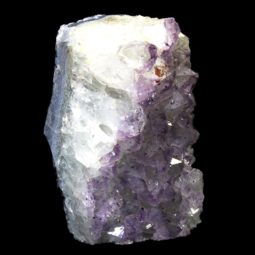 Amethyst Crystal Lamp S49 | Himalayan Salt Factory