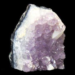 Amethyst Crystal Lamp S50 | Himalayan Salt Factory