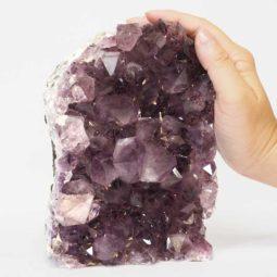 Amethyst Crystal Lamps S99 | Himalayan Salt Factory