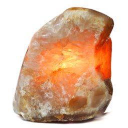 River Agate Crystal Lamp S161 | Himalayan Salt Factory