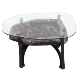 Amethyst Crystal Coffee Table DS147-1 | Himalayan Salt Factory