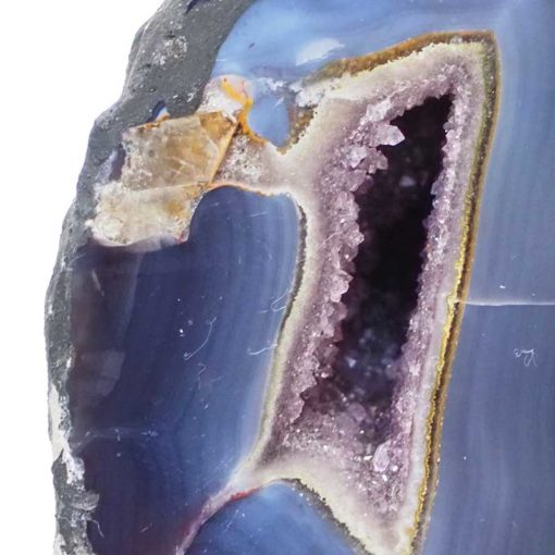 Amethyst Crystal Geode Specimen DS115 | Himalayan Salt Factory