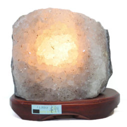 Amethyst Crystal Lamp DS13-2 | Himalayan Salt Factory