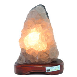 Amethyst Crystal Lamp DS14-1 | Himalayan Salt Factory