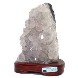 Amethyst Crystal Lamp DS14 | Himalayan Salt Factory