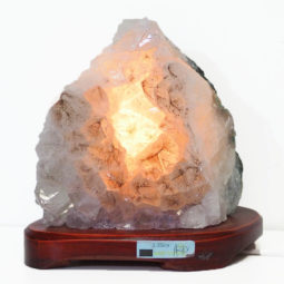 Amethyst Crystal Lamp DS15-1 | Himalayan Salt Factory