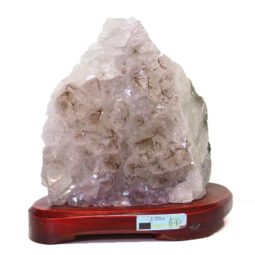Amethyst Crystal Lamp DS15 | Himalayan Salt Factory
