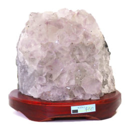 Amethyst Crystal Lamp DS22 | Himalayan Salt Factory