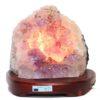 Amethyst Crystal Lamp DS27-1 | Himalayan Salt Factory