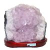 Amethyst Crystal Lamp DS29   Himalayan Salt Factory
