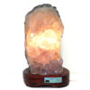 Amethyst Crystal Lamp DS31-1 | Himalayan Salt Factory