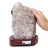Amethyst Crystal Lamp DS35-1   Himalayan Salt Factory