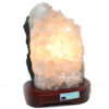 Amethyst Crystal Lamp DS35-2   Himalayan Salt Factory