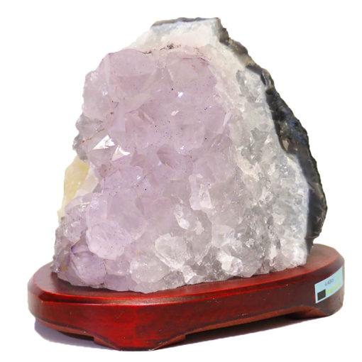 Amethyst Crystal Lamp DS37   Himalayan Salt Factory