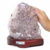 Amethyst Crystal Lamp DS38-2 | Himalayan Salt Factory