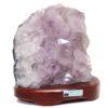 Amethyst Crystal Lamp DS39 | Himalayan Salt Factory