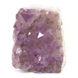 Amethyst Crystal Lamp DS4 | Himalayan Salt Factory