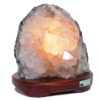 Amethyst Crystal Lamp DS42-1 | Himalayan Salt Factory