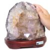 Amethyst Crystal Lamp DS42-2 | Himalayan Salt Factory