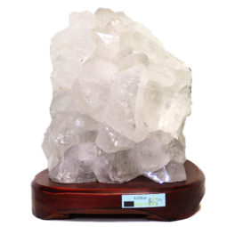 Amethyst Crystal Lamp DS43 | Himalayan Salt Factory