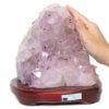 Amethyst Crystal Lamp DS44-1   Himalayan Salt Factory