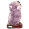 Amethyst Crystal Lamp DS46 | Himalayan Salt Factory