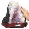 Amethyst Crystal Lamp DS47-1 | Himalayan Salt Factory