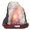 Amethyst Crystal Lamp DS47-2 | Himalayan Salt Factory