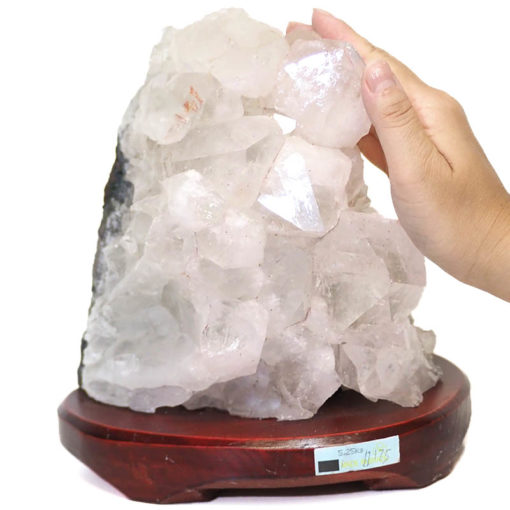 Amethyst Crystal Lamp DS48-1 | Himalayan Salt Factory
