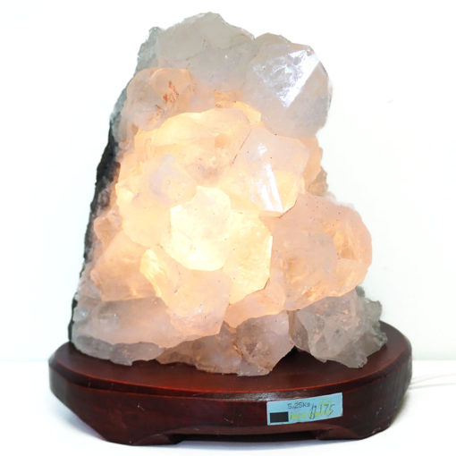 Amethyst Crystal Lamp DS48-2 | Himalayan Salt Factory