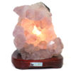 Amethyst Crystal Lamp DS49 | Himalayan Salt Factory