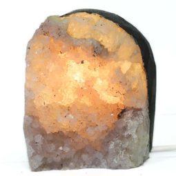 Amethyst Crystal Lamp S199   Himalayan Salt Factory