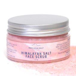 Himalayan Salt Face Scrub 125g | Himalayan Salt Factory