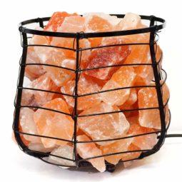 5kg Himalayan Salt Chunks Capsule Lamp   Himalayan Salt Factory