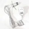 Replacement Himalayan Salt Lamp Power Cord – White (12V DC) | Himalayan Salt Factory