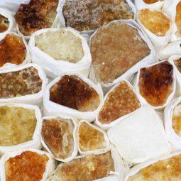 Citrine Tray | Himalayan Salt Factory