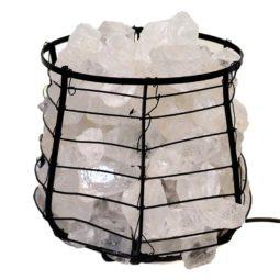 Himalayan Salt Crystalline Capsule Lamp | Himalayan Salt Factory