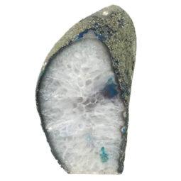 Agate Crystal Lamp J1142   Himalayan Salt Factory