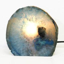 Agate Crystal Lamp S551   Himalayan Salt Factory