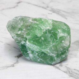 Fluorite Rough 1 Unit - Medium   Himalayan Salt Factory