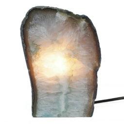 Agate Crystal Lamp S731   Himalayan Salt Factory