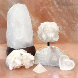 Clear Crystal Gift Box | Himalayan Salt Factory