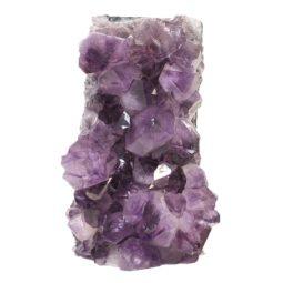 Natural Amethyst Crystal Lamp DS457 | Himalayan Salt Factory