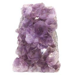 Natural Amethyst Crystal Lamp DS465 | Himalayan Salt Factory