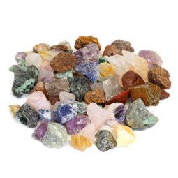 1kg Mixed Crystal Small Rough Parcel | Himalayan Salt Factory