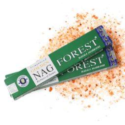 Golden Nag Masala Incense - Forest   Himalayan Salt Factory