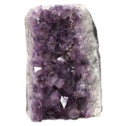 Natural Amethyst Crystal Lamp DN325   Himalayan Salt Factory