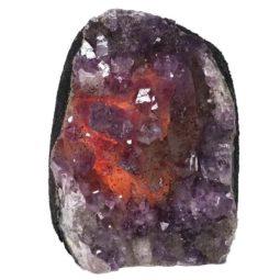 Natural Amethyst Crystal Lamp DN329   Himalayan Salt Factory