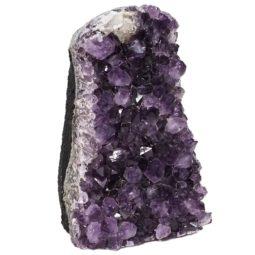 Natural Amethyst Crystal Lamp DN331   Himalayan Salt Factory